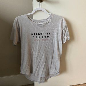 Madewell tshirt / graphic tee